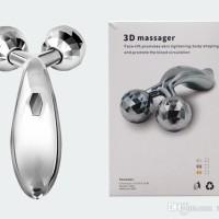 3D Massager Pengencang Wajah Body Skin Care Pijat Kesehatan Tubuh Waja