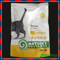 Makanan Kucing Nature's Protection Senior 400G Cat Food Obesity Gendut