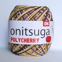 Jual Benang Rajut Polyester Onitsuga Yarn Polycherry Ombre SG04 Murah