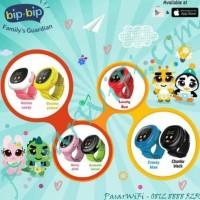 Jual NEW !! Bipbip V.02 Jam Tangan GPS Tracker Pantau Anak Online Tracking Murah