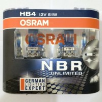 Osram Night Breaker Unlimited (NBR) HB4 51w ORIGINAL