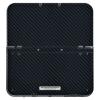 harga Skin Protector Garskin  New Nintendo 3ds Xl - Vinyl Black Carbon Tokopedia.com