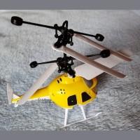 Jual BALL FLASH DISCO HELICOPTER MINION Murah