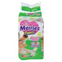 Jual MERRIES PANTS GOOD SKIN M 34 / M34 Murah