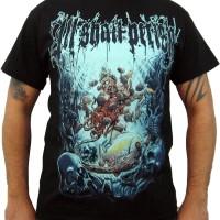 ALL SHALL PERISH (Deep Sea) T-Shirt Size S