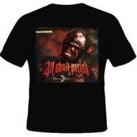 All Shall Perish 1 T-Shirt Size XL