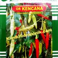 Benih Cabai Rawit Putih Or Kencana - Oriental Seed (1 pack original)