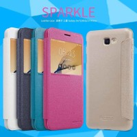 Best Casing Cover SAMSUNG Galaxy J7 Prime On7 2016 Flip NILLKIN Spark