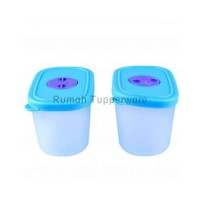 special Tupperware Mini Freezermate with Dial 1pcs wadah freezer