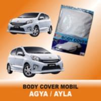 Harga trand body cover sarung penutup agya ayla utk mobil kesayangan   Pembandingharga.com