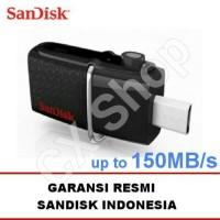 JUAL SanDisk USB 3 0 Ultra Dual USB Drive OTG 64GB GARANSI RESMI ACC