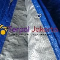 Terpal Plastik Tipe A2 untuk Tutup Truk, Warung, Tenda Dll