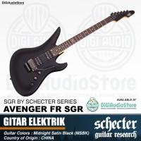 AVENGER FR SGR BY SCHECTER GITAR LISTRIK ELEKTRIK Whammy Handle Bar