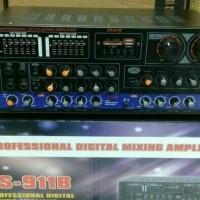 harga Es 911b Bluetooth Bluetoot Amplifier Ampli Profesional Power Mixer Wit Tokopedia.com