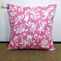 Jual Sarung Bantal Batik Sofa   Motif Bali Soft  uk. 40x40 cm Murah