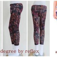 90 DEGREE BY REFLEX SPORT 7/8 capri legging sports 9016