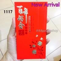 harga Angpao Wedding Merah Shuang Xi 1117 Tokopedia.com