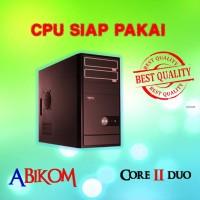 KOMPUTER SIAP PAKAI/ CPU CORE 2 DUO