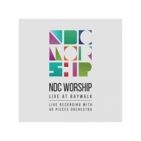CD+DVD NDC Worship Live At Baywalk