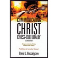 Buku Communicating Christ Cross-Culturally