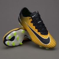 Sepatu Bola Nike Mercurial Vapor XI FG Laser Orange Black