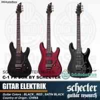 Schecter C 1 FR SGR Guitar Electric / Gitar Elektrik Original Schecter