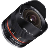 Lensa Samyang 8mm F/2.8 Fisheye II for Sony E Mount E-Mount NEX