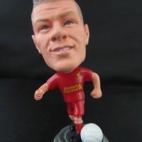 Langka Steven Gerrard Liverpool Action Figure
