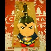 Luggage Tag Superman Origin Hong Kong