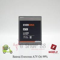 BATERAI EVERCROSS / CROSS A7V / A7 V / A 7 V ORI 99% BATRE BATTERY