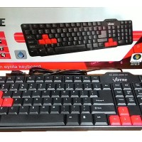 keyboard external luar PC KOMPUTER GAMING laptop merek votre