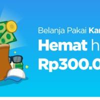 Pakai Kartu Kredit Citibank Dapat Diskon Hingga Rp300.000!