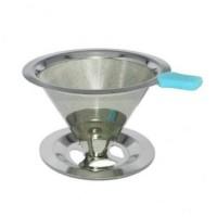 Jual V60 Metal / V60 stainless Drip Coffee Coffee maker No 1 Murah