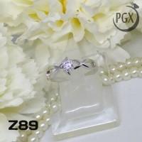 harga Z89 Cincin Xuping Yaxiya - Perhiasan Lapis Emas 18k Tokopedia.com