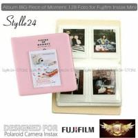 Album BIG Piece of Moment 128 Foto Fujifilm Instax Mini 8/9/90/SP-2