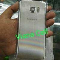 harga Back Door Tutup Baterai Samsung S7 Flat Plus Kaca Kamera Ori. Silver Tokopedia.com
