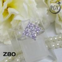 harga Z80 Cincin Xuping Yaxiya - Perhiasan Lapis Emas 18k Tokopedia.com
