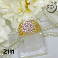 harga Z111 Cincin Xuping Yaxiya - Perhiasan Lapis Emas 18k Tokopedia.com