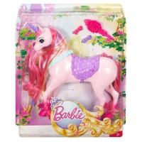 Boneka Barbie Mattel Endless Hair Kingdom Unicorn