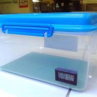 Paket Dry Box kamera DSLR dan cleaning kit 7 in 1 plus silica gel
