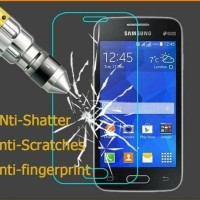 Tempered glass samsung V+ / V PLUS anti gores kaca