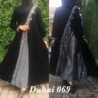 gamis / jubah / abaya / busana muslim / dubai 069