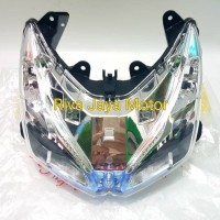 harga Reflektor Lampu Depan Vario Fi 110 Led Tokopedia.com