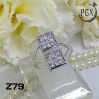 harga Z79 Cincin Xuping Yaxiya - Perhiasan Lapis Emas 18k Tokopedia.com