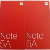 Jual Hp Xiaomi Redmi note 5A (xiomi mi 5 A) Ram 2/16GB - Gold -Rose - Grey Murah