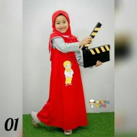 harga Kaos Anak Muslimah/baju Gamis Anak Perempuan/baju Kaos Anak Perempuan Tokopedia.com