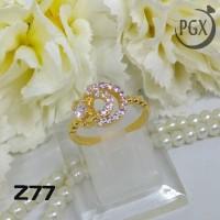 harga Z77 Cincin Xuping Yaxiya - Perhiasan Lapis Emas 18k Tokopedia.com