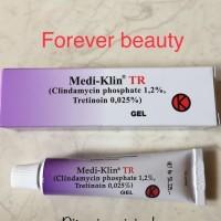 Mediklin - Medi-Klin TR Gel 15 gr / cream jerawat / anti acne gel