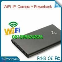 IPCAM POWER BANK / HIDDEN CAMERA / SPYCAM / IP CAMERA WIFI