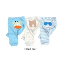 NUBY BABY LONG PANTS CLOUDBEAR 3IN1